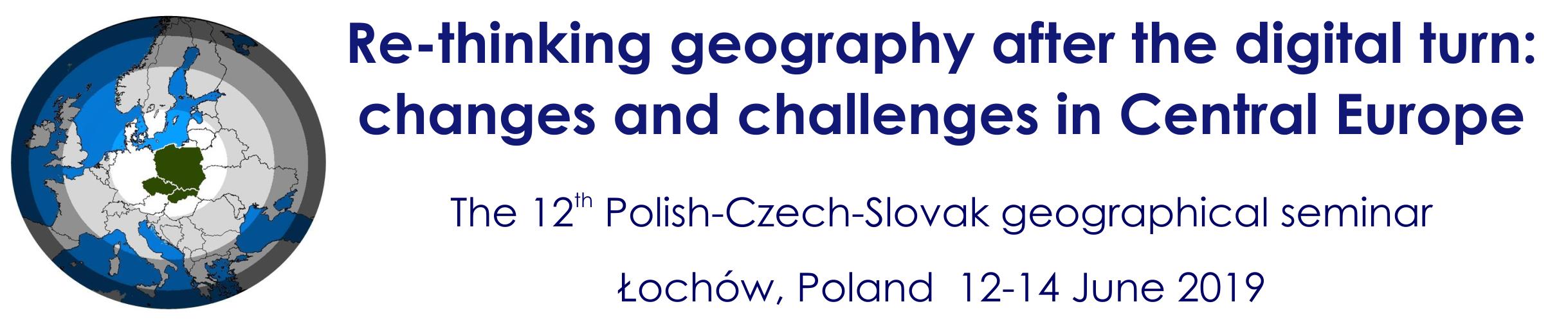 12. Polish-Czech-Slovak seminar Logo